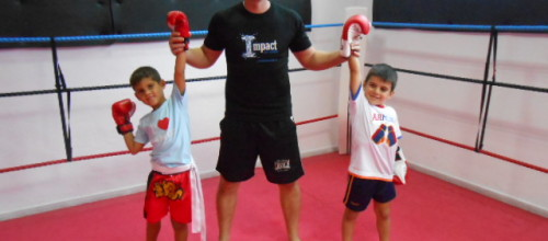 Kickboxing (Kids)